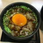 二代目晴レル屋 - つけ麺のつけ汁