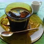 青い丘 - 水出しダッチコーヒー。
