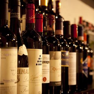 当店にワインリストはございません。