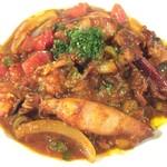Trattoria Vino Vino  - H28.08.19 小イカのトマト煮