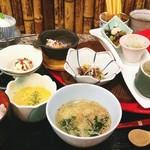 豆千代 - ある日の週替わりランチ