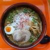 キッチンTanaka - 料理写真:辛みそねぎラーメン(\730税込み)