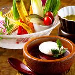 恵比寿さばと鶏白湯スープ炊き餃子 天神酒場ぬくぬく家 -