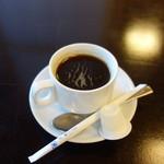 奈良屋 - サービスコーヒー付きます