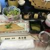 屋形船 あみ達 - 料理写真:こうやってセット
