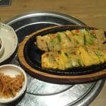 タンポポ - 海鮮チヂミ