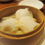 Rensoutei - 海老蒸し餃子