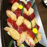 ナンクルナイサ きばいやんせー - 南大東島 大東寿司♪