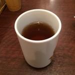55499191 - 冷たい麦茶。                       うまし。