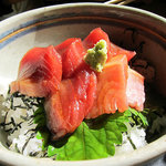 和食処 広瀬 - まぐろ丼