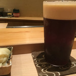 江戸前鮓 すし通 - すし通オリジナルビール
