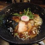 麺屋 卓朗商店 - 醤油らぁ麺