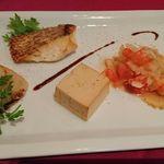 JUNO - メイン(魚と豆腐)