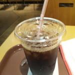 55512543 - 深煎りリッチアイスコーヒー・270円