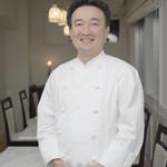 リール ギンザ - その他写真:デザートは菓子工房オークウッドオーナーシェフの横田秀夫氏