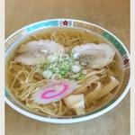 麺龍 - ラーメン大盛 680円