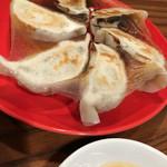 蓮月 - 手作り焼き餃子