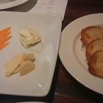 55514396 - 3種のチーズ