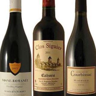 お料理と合う豊富なワイン!
