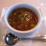 5552447 - 焼おにぎりのスープ