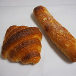 ROUTE271 梅田本店 - ゆずクリームチーズ                             クロワッサン