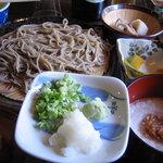 平氏ヶ原 - 味噌おろし蕎麦