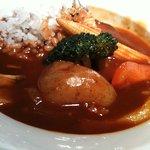 5554599 - 野菜ハヤシライス