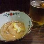 八仙 - ビール&お通し塩辛