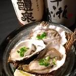 47都道府県の日本酒勢揃い 夢酒 - 牡蠣×日本酒