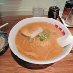 旭川ラーメン番外地 - 味噌ラーメン