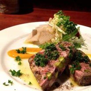【SALIVES】の味の入口は、まずこの一皿から。必食の逸品