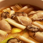 あさだ - 季節の蕎麦 かき南蛮