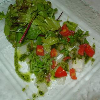 こだわりの野菜メニューもリーズナブルに充実しています!