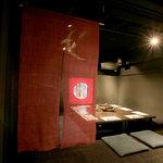 石慶 - 7名様より使っていただける座敷。
