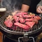 炭火焼肉じゅじゅ庵 -