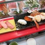 さくら寿司 - ・「ランチ3番(\1080)」