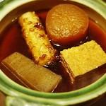 串焼とおでんの飯造 -