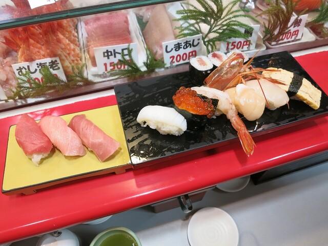 立喰 さくら寿司 - ・「ランチ3番(\1080)」