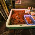 55571345 - 牡蠣貝とその他の商品