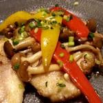 阿具楽 - 豚肉のソテー