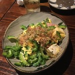 琉球市場やちむん - 料理写真:ゴーヤーチャンプルー!