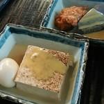 55577315 - 2016年8月 おでんの焼き豆腐と卵