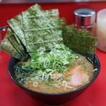 杉田家 - 料理写真:のり、九条ネギ