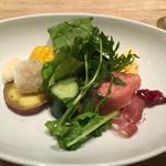 55578708 - 地味野菜のインサラータ