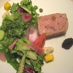 アッシュカー - 豚肉のテリーヌ
