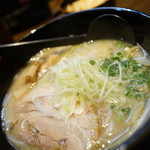 らー麺 とぐち - しょうゆ(脂多め
