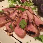 bowl - 鴨肉のロースト