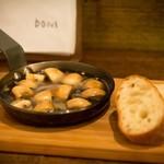 bowl - マッシュルームのオイル煮