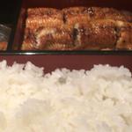 55581979 - ご飯大盛り(笑)