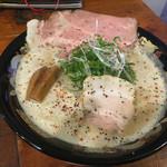 麺屋 Somie's - ベジポタ@2016/09/02
